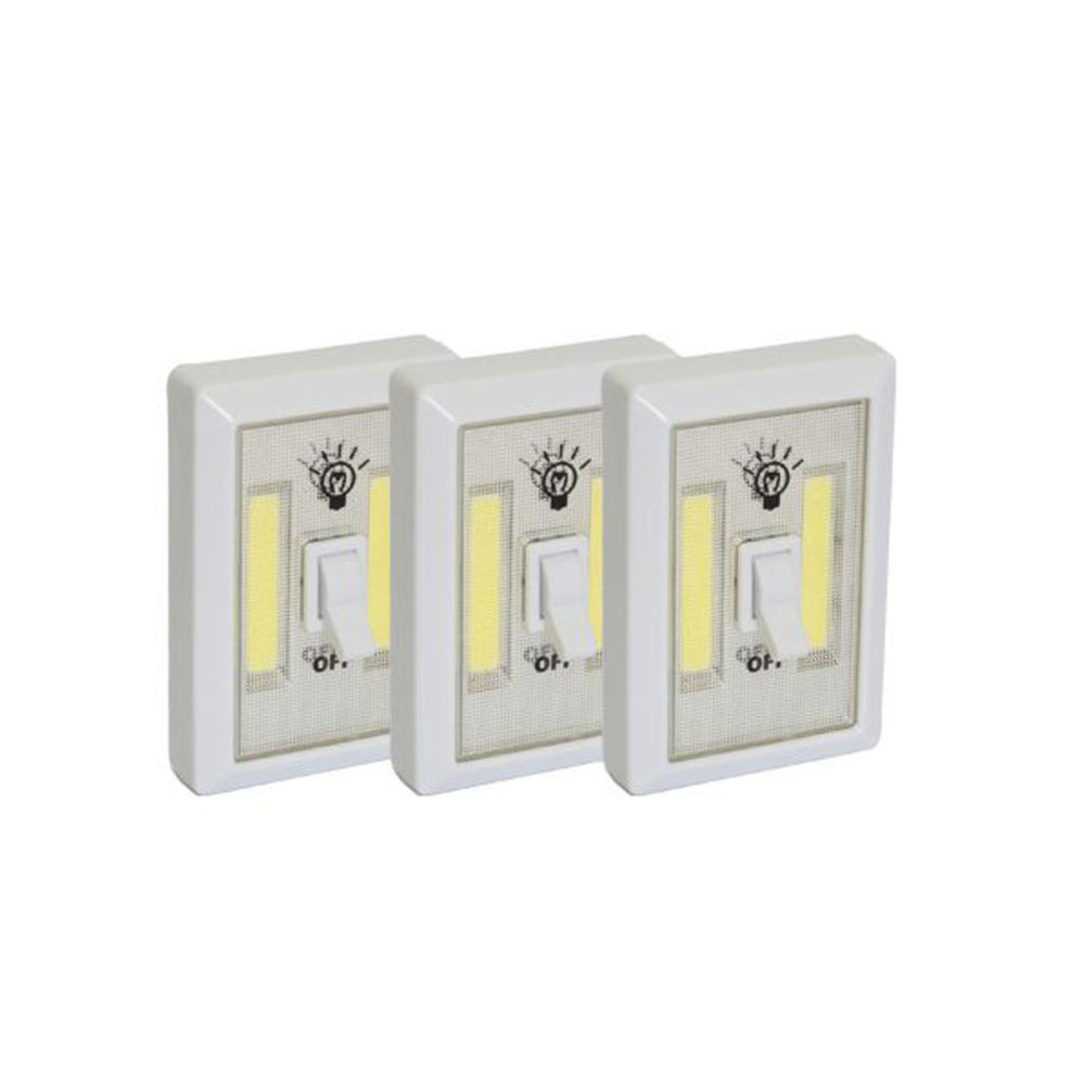 Easy Light Wireless Switch (Pack of 3) 1