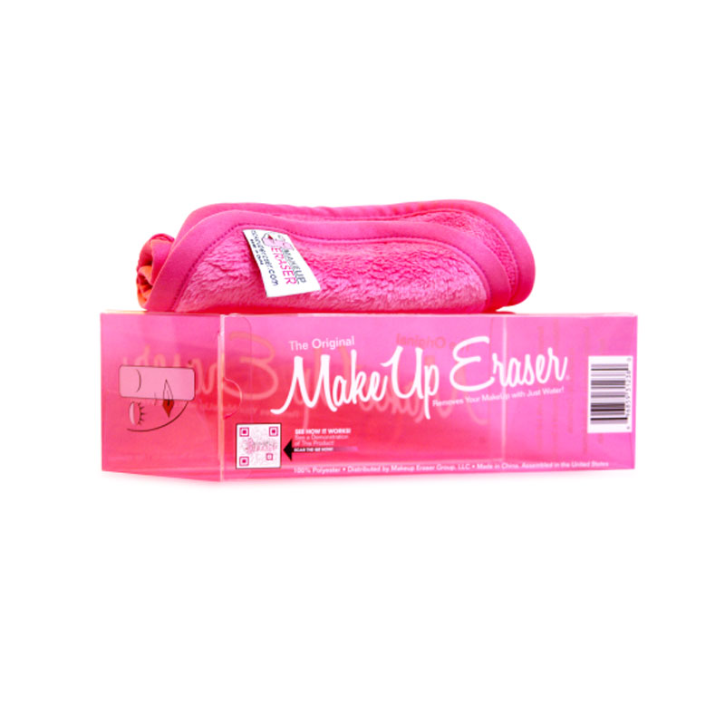 The Original Makeup Eraser - Pink 1