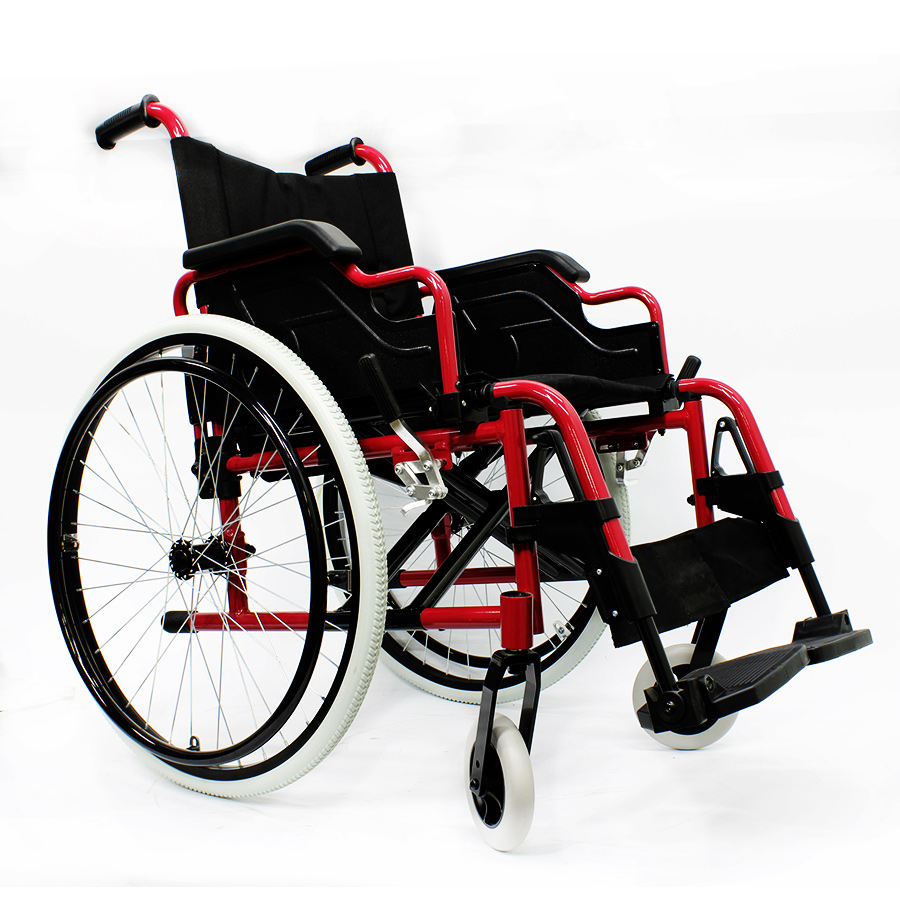 Wheelchair – Lightweight – Ultra Deluxe 3
