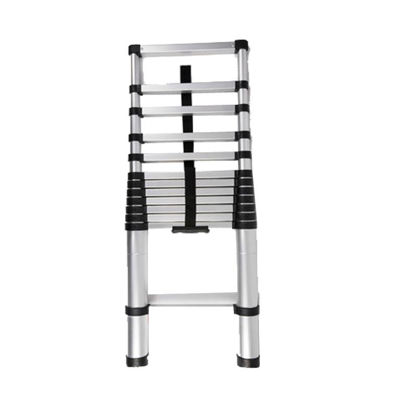Telescopic Extendable Step Ladder - 6.1m 2